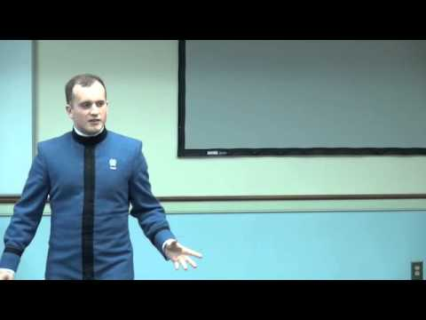 """5th Annual Henry Dale Smith Contest -- Matthew Chalfant - """"Leader vs. Manager"""""""
