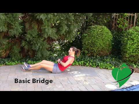 Improve Your Golf and Fitness with the Cardiogolf Hip Bridge
