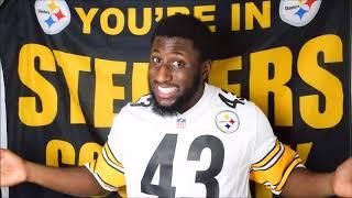 Steelers vs Packers Pre Game