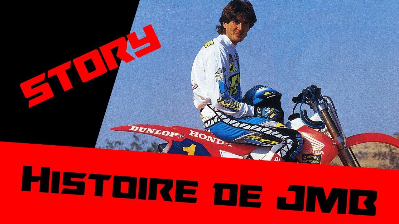Download Histoire de Jean Michel Bayle - Champion en France et au USA - JMB Motocross