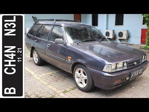 In Depth Tour Mazda Vantrend [FA4] (1997) - Indonesia