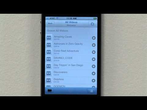 Twonky Mobile For IPhone Overview