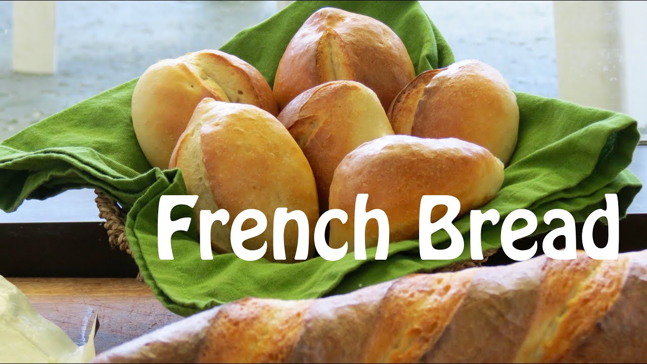 how to say bread in french