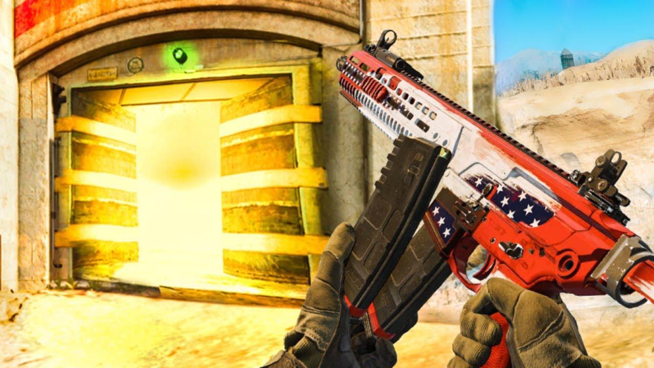 NUEVA PUERTA DE BUNKER ABIERTA HUEVO DE PASCUA RESUELTO !!! (Call of Duty Warzone) + vídeo