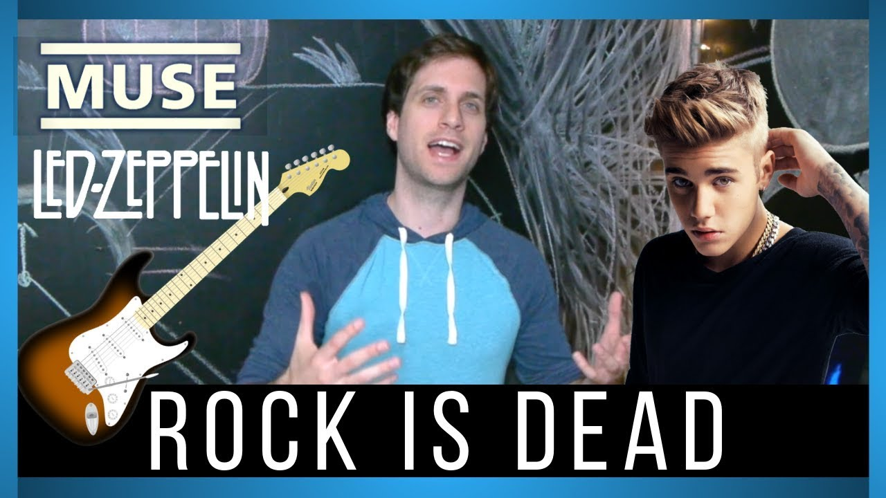 Pop Vs Rock Music 🔥 WHY ROCK IS DEAD IN 2019