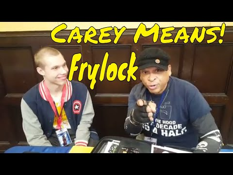 Carey Means Interview!