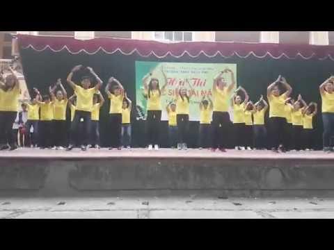 Văn Nghệ 12A (Khóa 2014-2017) THPT Trần Phú Vĩnh Yên Vĩnh Phúc