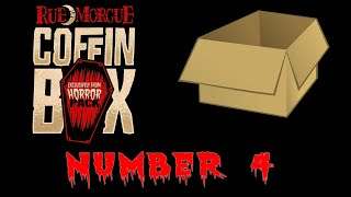 RobVlog - Unboxing Horror Pack & Rue Morgue's Coffin Box #4