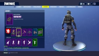 Fortnite buying the starter pack
