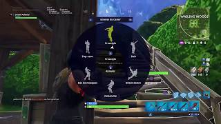Troll Fortnite + wtf moment dance with ennemy