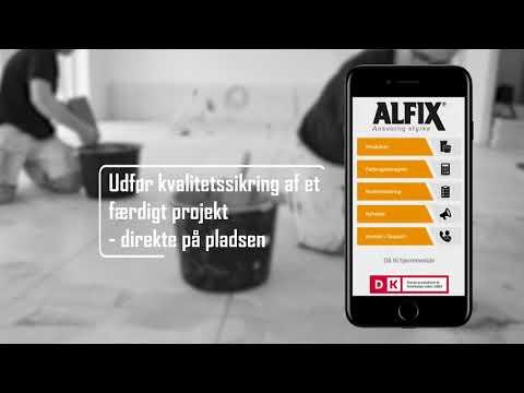 Alfix app film