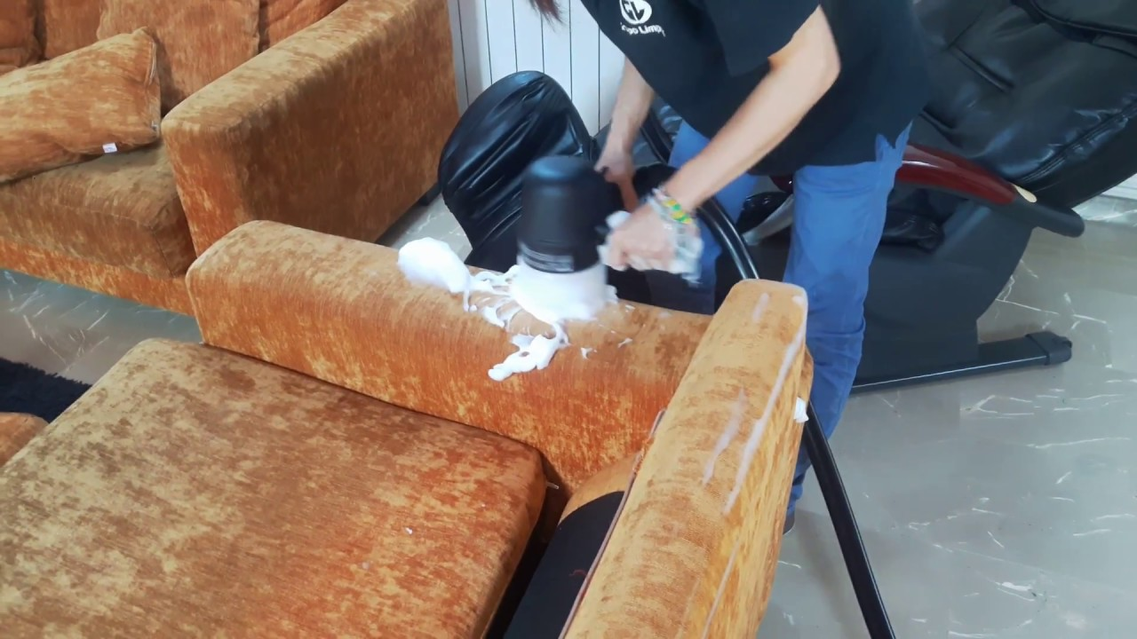 Limpieza De Tapicerías Y Muebles Tapizados En Seco Grupo Limpex