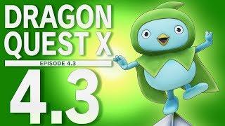 「ドラゴンクエストX オンライン」ver.4.3 ついに大型アップデート!新職業:遊び人がくるー!