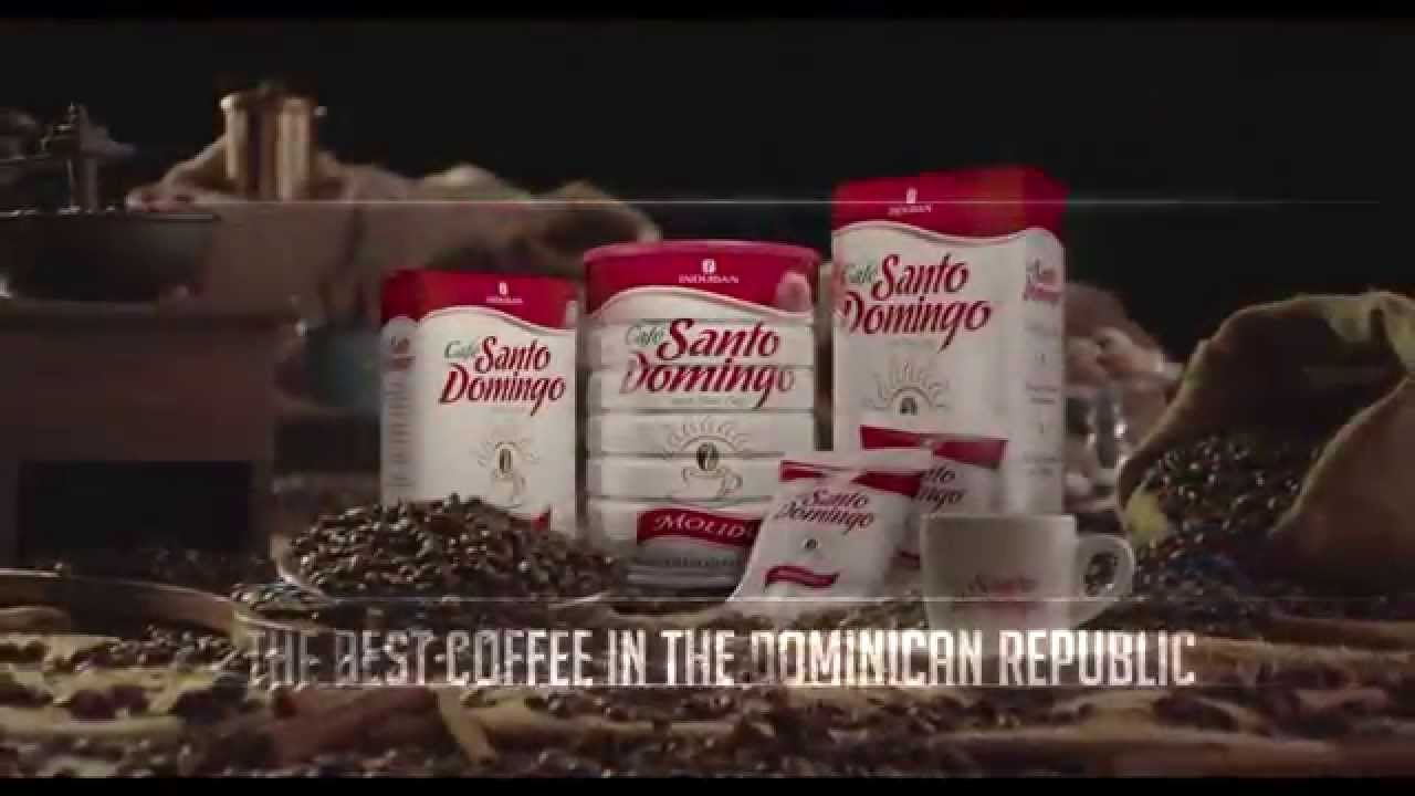 Comercial Café Santo Domingo - YouTube