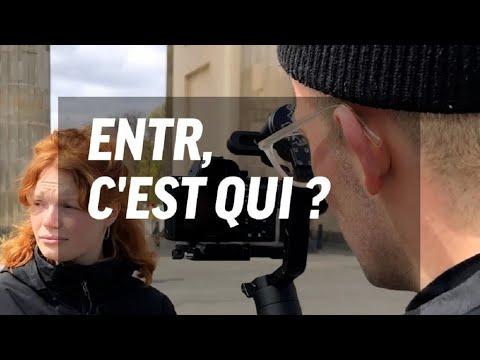France Médias Mondes lance ENTR, le nouveau média européen vidéo dédié aux jeunes