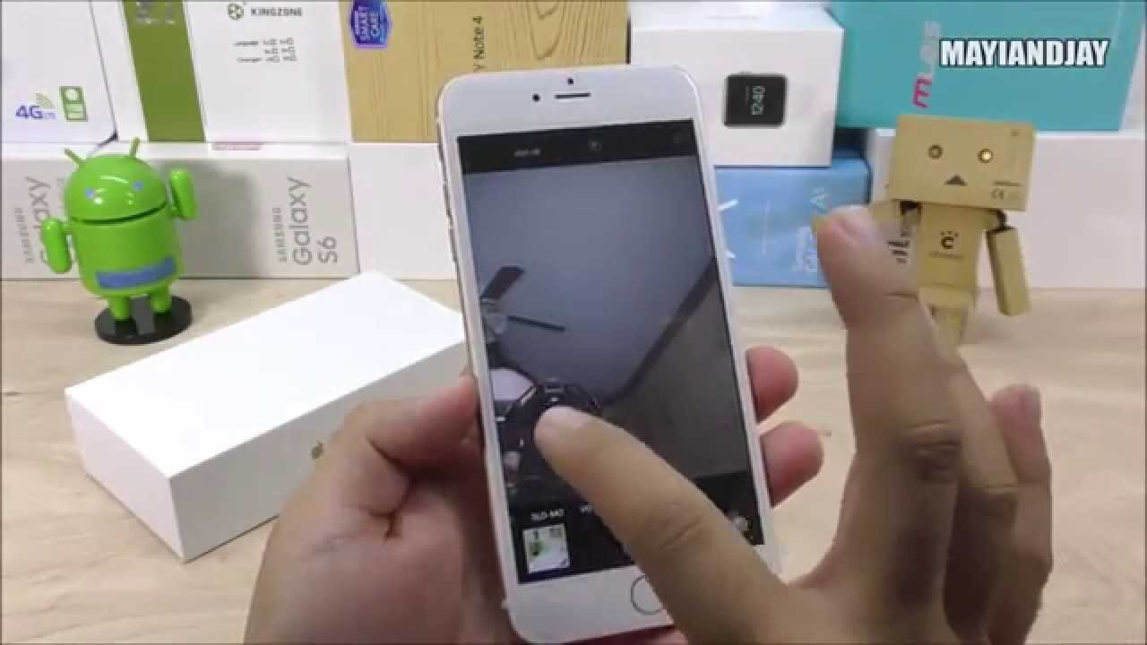 huge discount 9dd19 4d42a Iphone 6 plus clone octa core from efit and dhgate