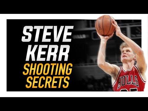 Steve Kerr Shooting Form: NBA Shooting Secrets