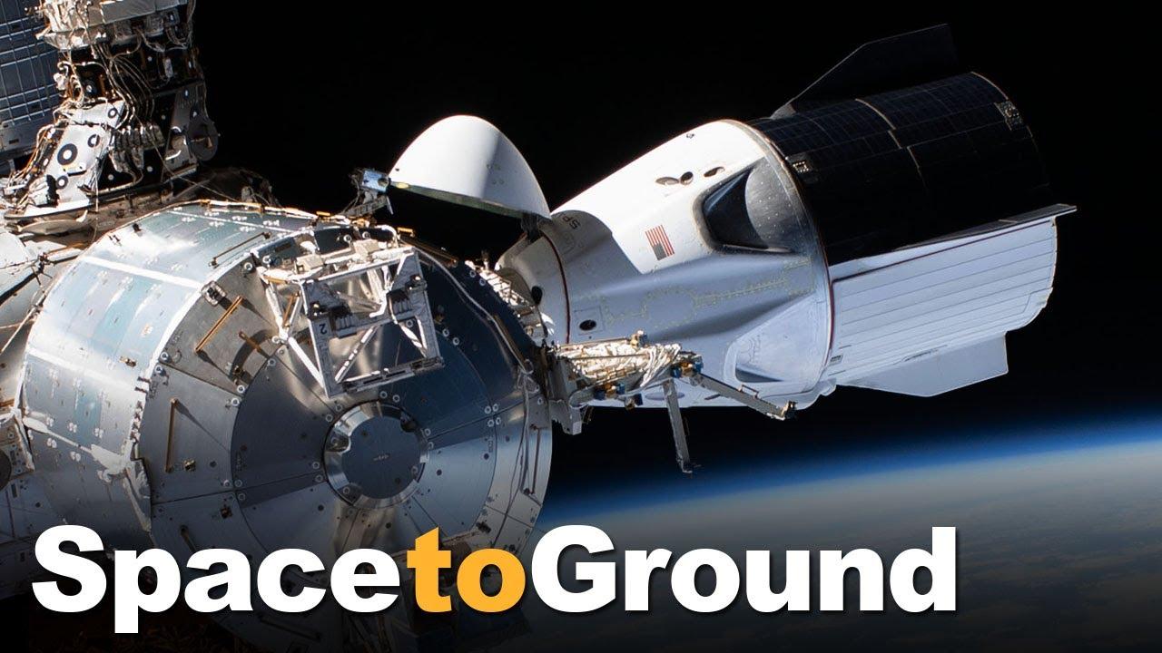 Space to Ground: Dragon's Den: 07/10/2020
