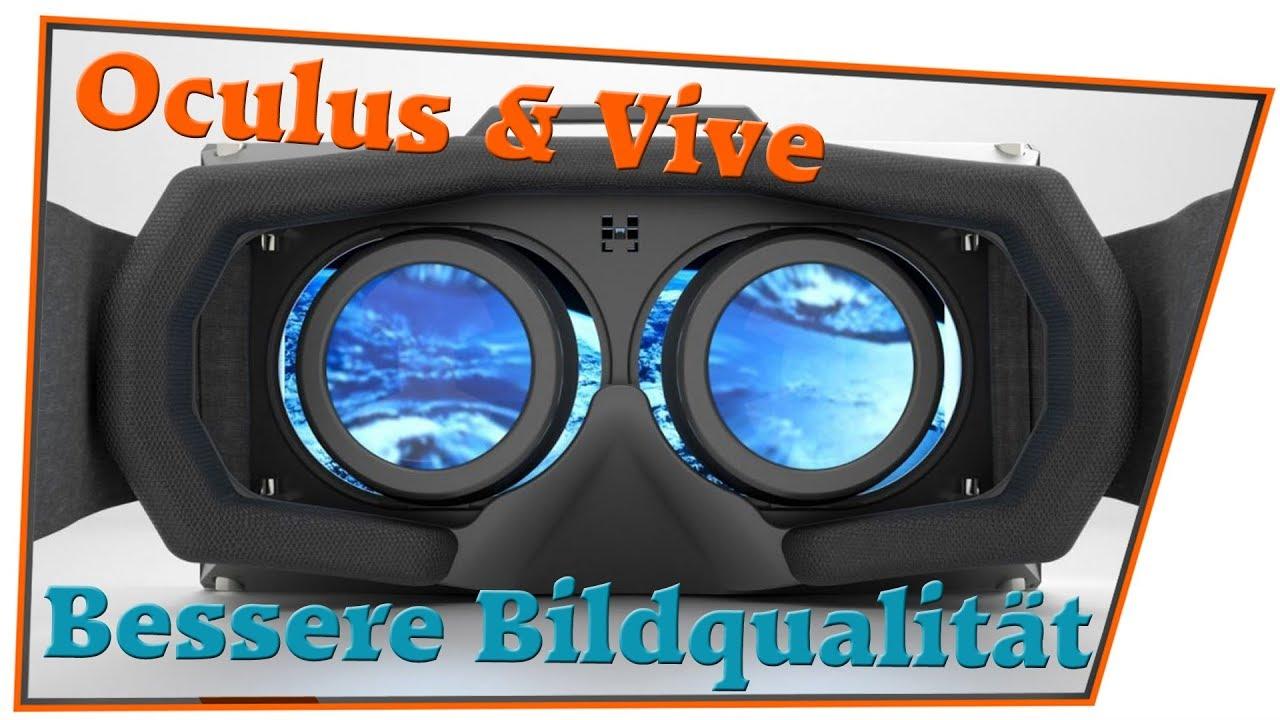 Oculus Rift Auflösung