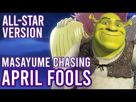 [APRIL FOOLS] ALL STAR (Masayume Chasing ) | Tara St. Michel ft. Dibur