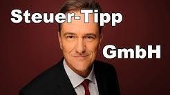 Steuer-Tipp: GmbH Gewinnausschüttung