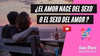 Imagen del video: ¿El amor nace del sexo o el sexo del amor?