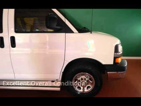 2008 Chevrolet Express Passenger LS 3500 for sale in ,