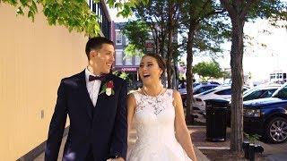 Rachel + Keith Wedding Film | 2017 | Downtown Lafayette, IN