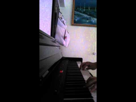 Gerimis Mengundang by Slam  -Piano cover