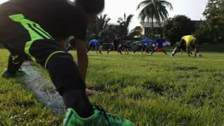 #izzzaqwan @ Soccerkids Inspire for CMC 2017 Promo