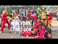 2018 New York Comic Con, Cosplay