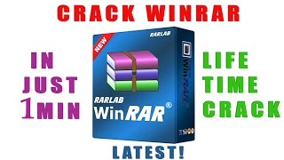 FREE DOWNLOAD LATEST WINRAR CRACK 2017