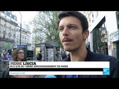 Les soutiens de François Fillon tractent à Paris pour convaincre les indécis
