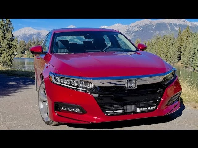 2018 Honda Accord Review This Or Camry