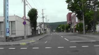 【等速】 枝幸市街~枝幸温泉 ホテルニュー幸林 まで2012年7月