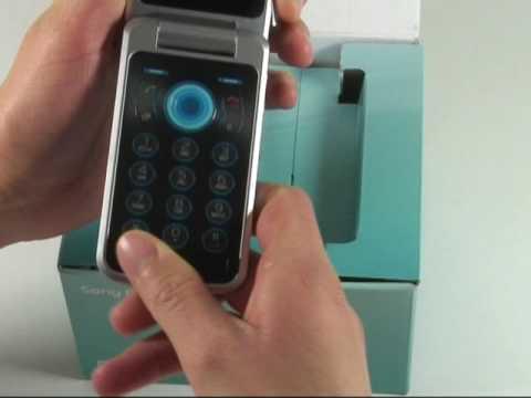 Sony-Ericsson T707 Test Erster Eindruck
