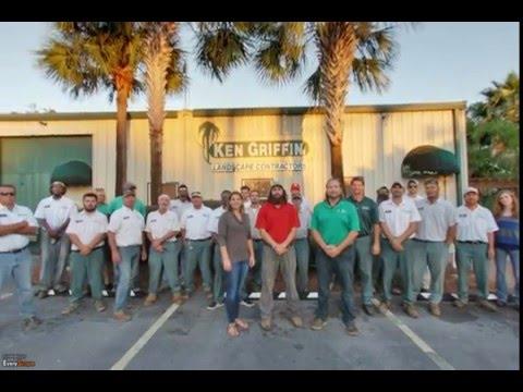 Ken Griffin Landscape Contractors, Inc. | Gulf Breeze, FL | Landscapers