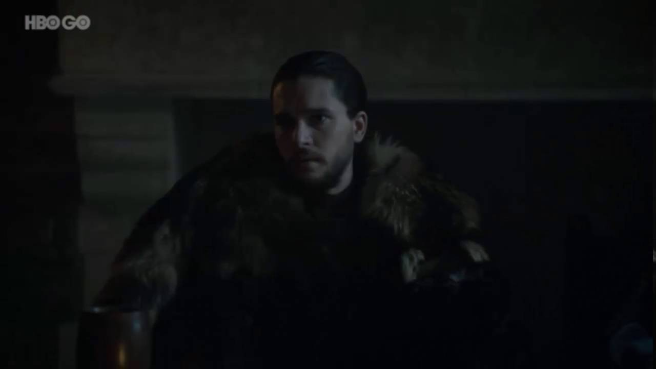 Game Of Thrones, Jon Snow King in the North - YouTube