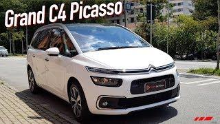 Avaliação Grand C4 Picasso  | Canal Top Speed