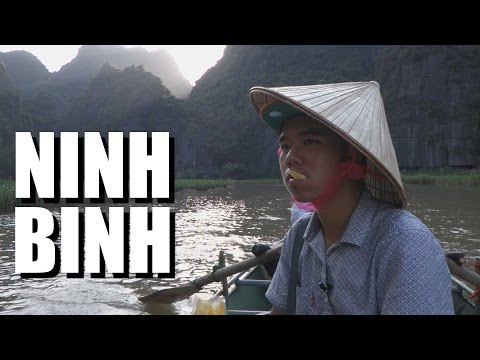 Traveling NINH BINH - North Vietnam Adventures Today