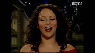 Jasmin wagner (blümchen) bei harald schmidt 2002