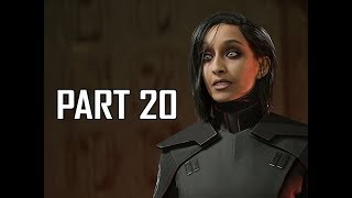 STAR WARS JEDI FALLEN ORDER Walkthrough Part 20 - Holocron