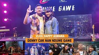 Vlog Happy Asmara Keseruan Dibalik Layar Denny Caknan Nduwe Gawe MP3