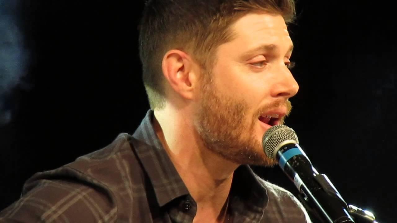 Jensen Ackles Singing ...