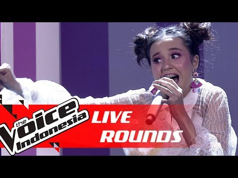 Virzha - Friends (Marshmello & Anne-Marie) | Live Rounds | The Voice Indonesia GTV 2019