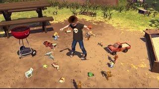 Toy Story 1 Best Scene (1995)