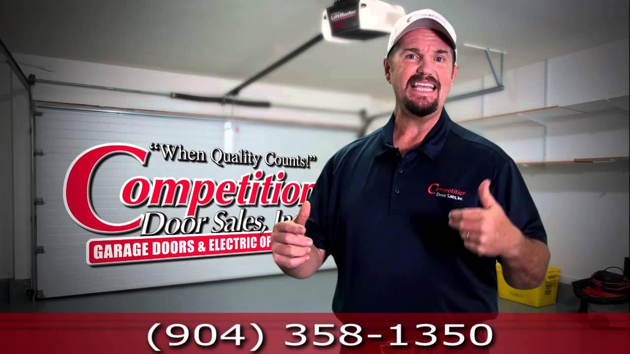 Noisy Garage Door Repair Replacement Jacksonville Fl Competition