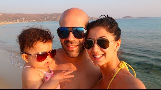 Naxos Island - Greece Part 2 | RealLeyla Travel Vlog