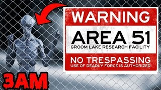 DONT GO TO AREA 51 AT 3AM OR ALIENS WILL APPEAR! | STORM AREA 51: WHAT THEY DONT WANT YOU TO KNOW