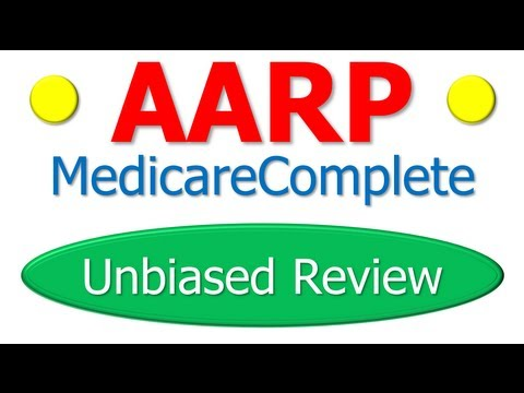 AARP MedicareComplete - Is It A Good Plan?